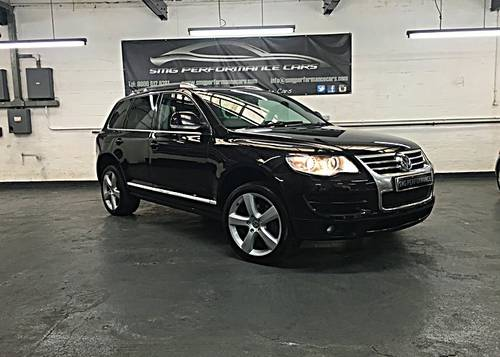2010 VW TOUAREG 3.0 TDi V6 ALTITUDE 4X4/SUV For Sale (picture 1 of 6)