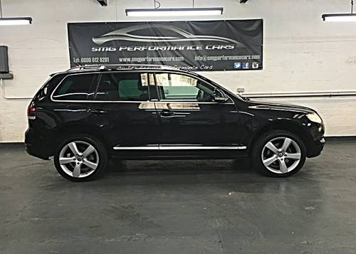 2010 VW TOUAREG 3.0 TDi V6 ALTITUDE 4X4/SUV For Sale (picture 2 of 6)