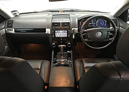 2010 VW TOUAREG 3.0 TDi V6 ALTITUDE 4X4/SUV For Sale (picture 5 of 6)