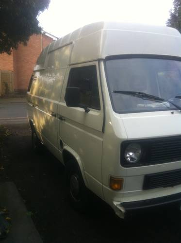 1992 CAMPER VAN - VW - T25 For Sale (picture 1 of 6)