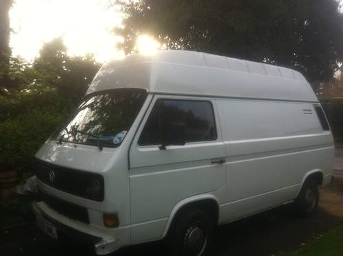 1992 CAMPER VAN - VW - T25 For Sale (picture 2 of 6)