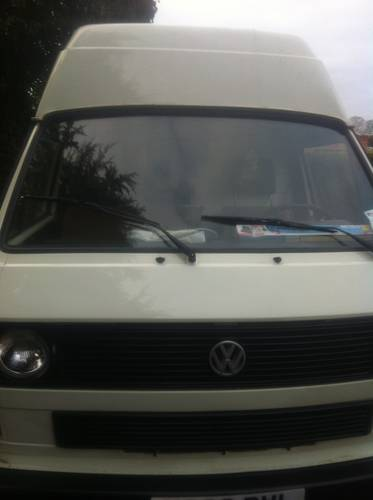 1992 CAMPER VAN - VW - T25 For Sale (picture 4 of 6)