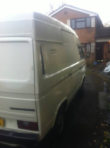1992 CAMPER VAN - VW - T25 For Sale (picture 5 of 6)
