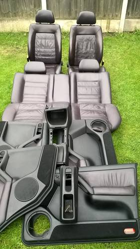 Mk3 VR6  5dr Highline  Full Leather interior  For Sale (picture 1 of 3)
