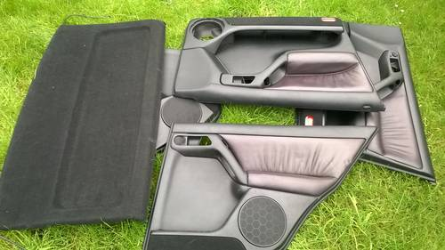 Mk3 VR6  5dr Highline  Full Leather interior  For Sale (picture 3 of 3)