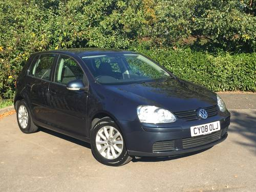 2008 (08) Volkswagen Golf 1.9TDI ( 105PS ) Match For Sale (picture 1 of 6)