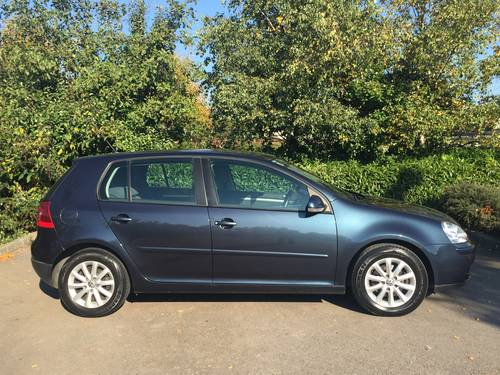 2008 (08) Volkswagen Golf 1.9TDI ( 105PS ) Match For Sale (picture 2 of 6)