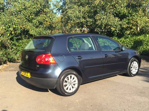 2008 (08) Volkswagen Golf 1.9TDI ( 105PS ) Match For Sale (picture 3 of 6)