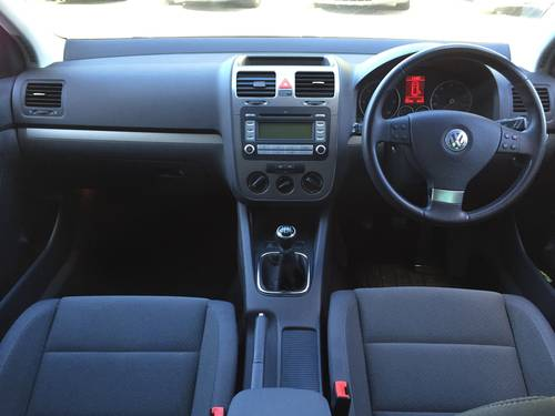 2008 (08) Volkswagen Golf 1.9TDI ( 105PS ) Match For Sale (picture 5 of 6)