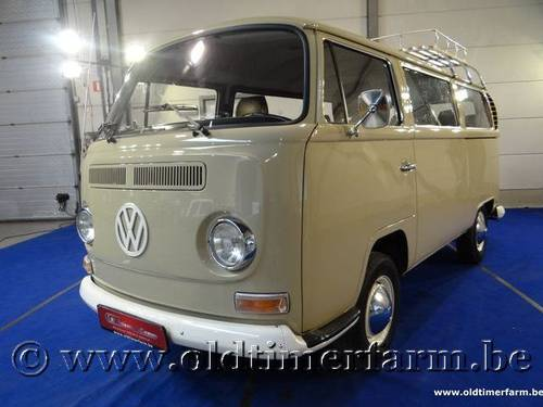 1970 Volkswagen T2a Savanna '70 For Sale (picture 1 of 6)