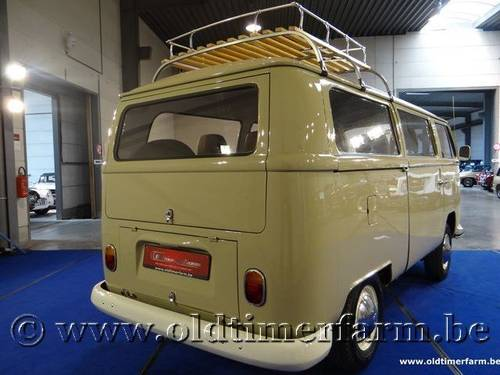 1970 Volkswagen T2a Savanna '70 For Sale (picture 2 of 6)