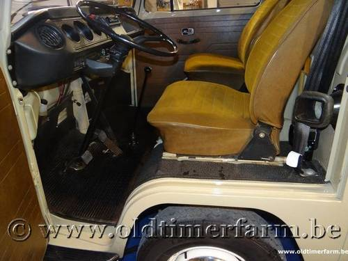 1970 Volkswagen T2a Savanna '70 For Sale (picture 3 of 6)