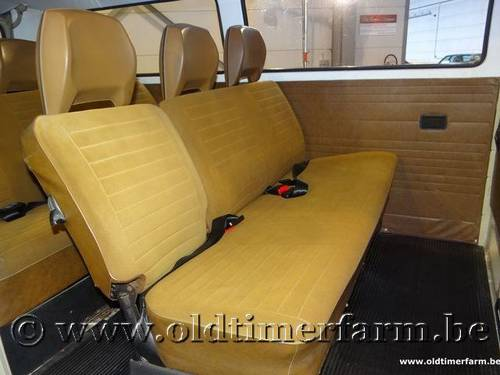 1970 Volkswagen T2a Savanna '70 For Sale (picture 4 of 6)