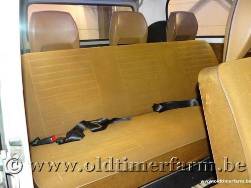 1970 Volkswagen T2a Savanna '70 For Sale (picture 5 of 6)