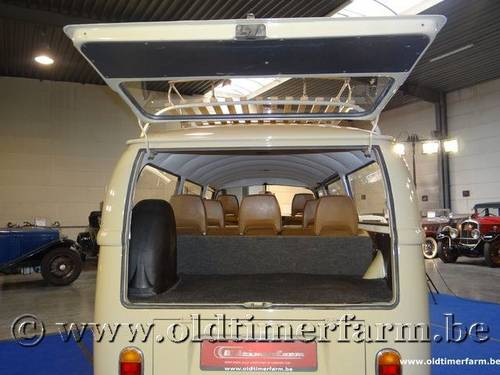 1970 Volkswagen T2a Savanna '70 For Sale (picture 6 of 6)
