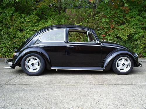 VW Beetle 1967 California Look Custom style SOLD (picture 1 of 5)