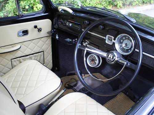 VW Beetle 1967 California Look Custom style SOLD (picture 5 of 5)