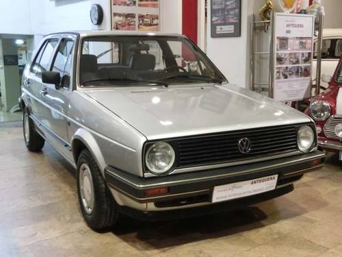 VOLKSWAGEN GOLF GL 1,8 MK2 - 1985 For Sale (picture 1 of 6)