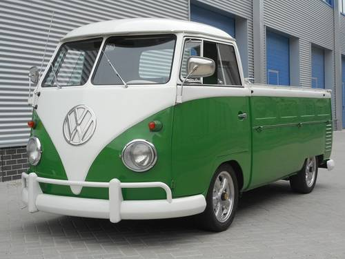 VW T1 PICK-UP 1959    For Sale (picture 1 of 6)