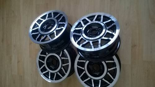 Mk2 VW Scirocco Scala 14 Inch Alloy Wheels SOLD (picture 2 of 6)