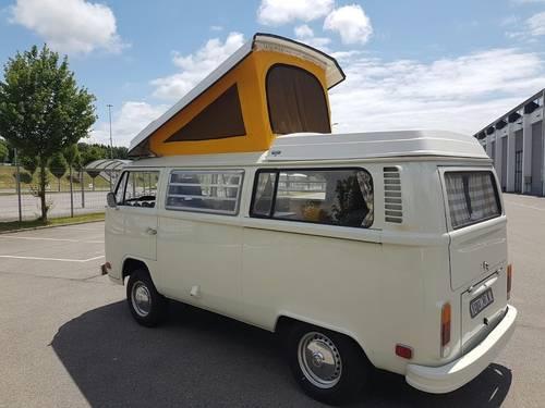 1975 Volkswagen T2B Westfalia, Camper Van, Bulli SOLD (picture 3 of 6)