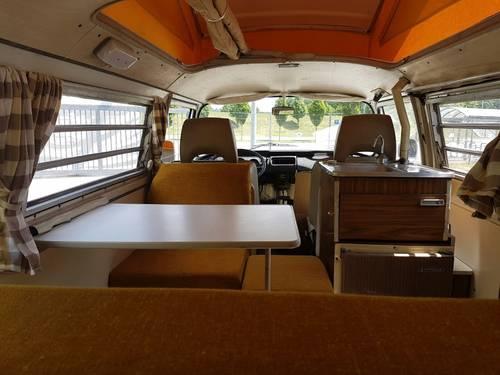 1975 Volkswagen T2B Westfalia, Camper Van, Bulli SOLD (picture 4 of 6)