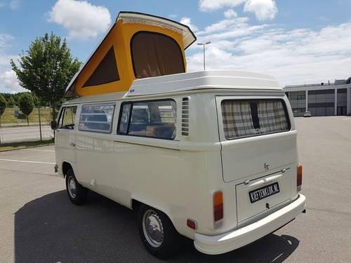 1975 Volkswagen T2B Westfalia, Camper Van, Bulli SOLD (picture 5 of 6)