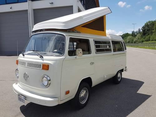 1975 Volkswagen T2B Westfalia, Camper Van, Bulli SOLD (picture 6 of 6)