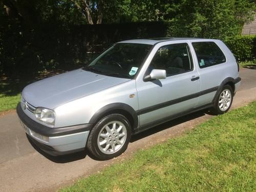 1998 RARE SILVER GTI IN GREAT CONDITION FULL HISTORY LOW MILES For Sale (picture 1 of 6)