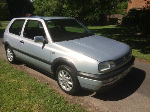 1998 RARE SILVER GTI IN GREAT CONDITION FULL HISTORY LOW MILES For Sale (picture 2 of 6)