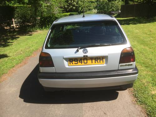 1998 RARE SILVER GTI IN GREAT CONDITION FULL HISTORY LOW MILES For Sale (picture 4 of 6)