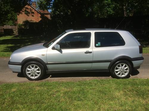 1998 RARE SILVER GTI IN GREAT CONDITION FULL HISTORY LOW MILES For Sale (picture 6 of 6)