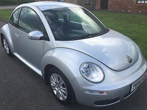 2010 60 Volkswagen Beetle 1 4 Luna 16v 3 Door Sold