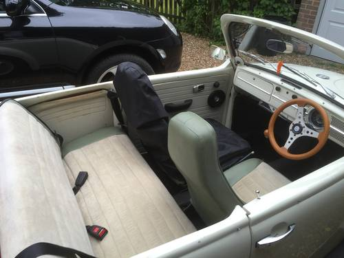 VW Beetle 1964, 1300cc For Sale (picture 2 of 3)