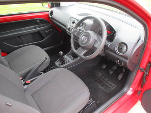 2012 Volkswagen Up 1.0 'Take Up'. FSH. 28727 miles For Sale (picture 5 of 6)
