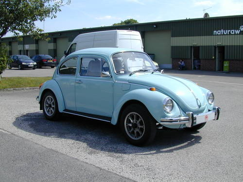 1973 VW CLASSIC BEETLE 1303S - RHD - 29k - COLLECTOR QUALITY! For Sale (picture 1 of 6)