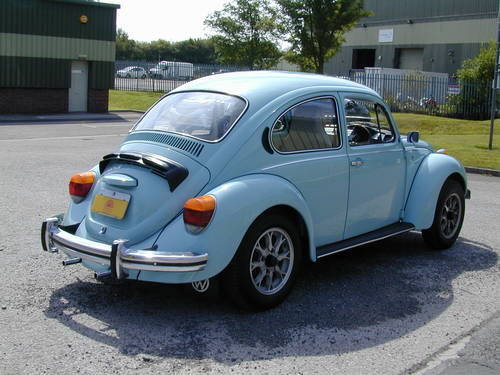 1973 VW CLASSIC BEETLE 1303S - RHD - 29k - COLLECTOR QUALITY! For Sale (picture 3 of 6)
