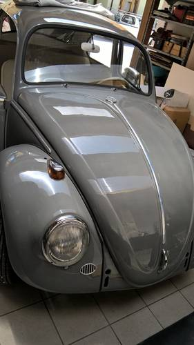 1957 VW Beetle Fully Fully RESTORED in Like New Condition For Sale (picture 1 of 6)