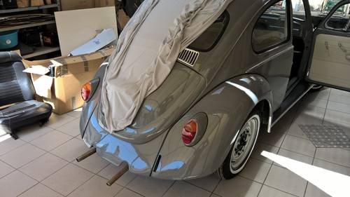 1957 VW Beetle Fully Fully RESTORED in Like New Condition For Sale (picture 3 of 6)