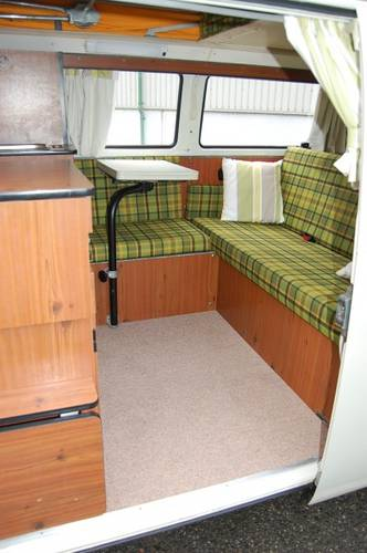 1975 Volkswagen T2 Westfalia Camper - fully restored For Sale (picture 5 of 6)