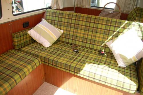 1975 Volkswagen T2 Westfalia Camper - fully restored For Sale (picture 6 of 6)