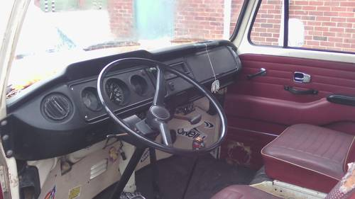 1968 VW T2a 8 SEATER MICROBUS For Sale (picture 4 of 6)