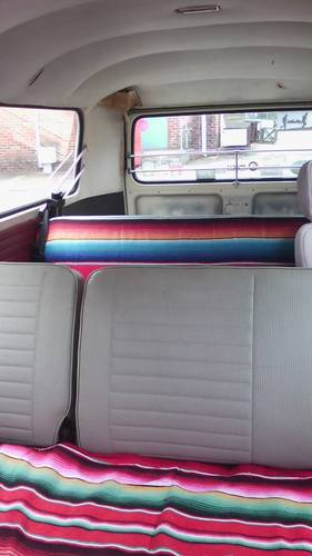 1968 VW T2a 8 SEATER MICROBUS For Sale (picture 5 of 6)