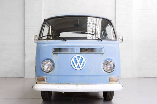 LHD 1969 T2 Volkswagen VW Double Crew Cab Pick Up Truck For Sale (picture 2 of 6)