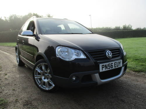 2006 Volkswagen Polo Dune 1.4 TDI (76,263 miles) For Sale (picture 1 of 6)
