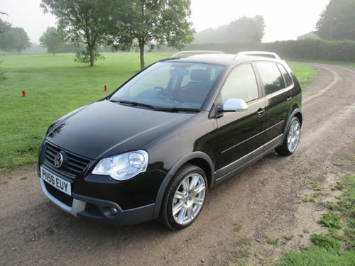2006 Volkswagen Polo Dune 1.4 TDI (76,263 miles) For Sale (picture 3 of 6)