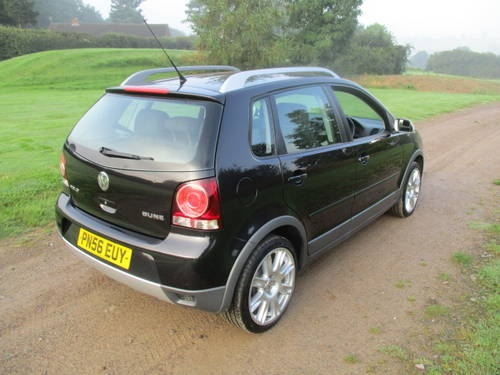 2006 Volkswagen Polo Dune 1.4 TDI (76,263 miles) For Sale (picture 4 of 6)