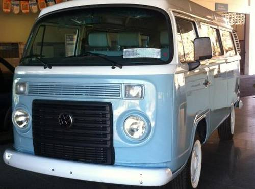 2014 VW Baywindow LAST EDITION BRAZILIAN MADE For Sale (picture 1 of 6)