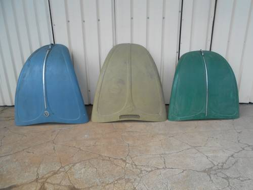 volkswagen front bonnet For Sale (picture 1 of 6)