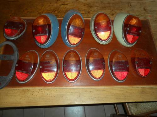 volkswagen cox lights For Sale (picture 1 of 3)